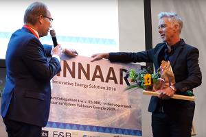 Innovatieprijs Vakbeurs Energie gaat naar Triple Solar