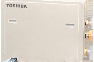 Toshiba introduceert nieuwe warmwatermodule voor VRF-systemen