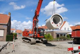 Rioolwarmte biedt kansen in woningbouw