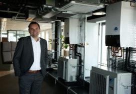 Edwin Hoogerwerf benoemd tot directeur van Daikin Nederland