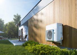 Daikin introduceert eerste monobloc hybride/add-on warmtepomp met R32