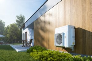 Daikin introduceert eerste monobloc hybride/add-on warmtepomp met R32