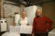 Dick en frieda hiddink bij de bodemwarmtepomp kopie 80x53