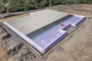 Nieuw concept combineert fundering met thermische isolatie