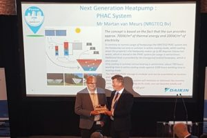Nederlands buffersysteem wint 'Next Generation Heat Pump'-award