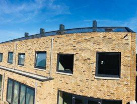 Dakkap voor lucht-warmtepompen voorkomt geluidsoverlast