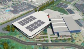 Nieuw distributiecentrum groothandel Rensa anticipeert op energietransitie