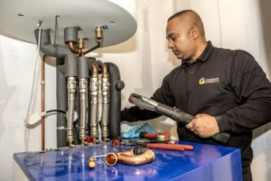 Warmtepompen onderhoud efficiënt door monitoring