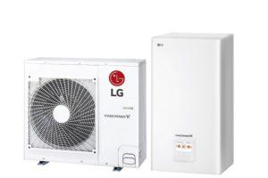 LG introduceert lucht/water-warmtepomp voor gerenoveerde en nieuwe woningen