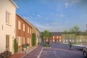 Utrechts nieuwbouwdorp krijgt sociale huurwoningen met warmtepomp