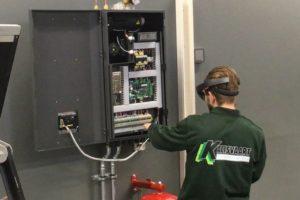 Virtuele begeleiding voor warmtepompinstallateurs in opleiding