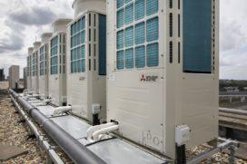 Kantoorgebouw krijgt nieuwe functie en wordt all-electric met VRF