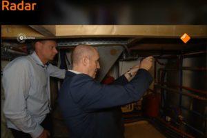 ISSO laat in Radar niets heel van warmtepompinstallatie