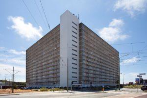 Gasloze oplossing voor hoogbouw-renovatieproject