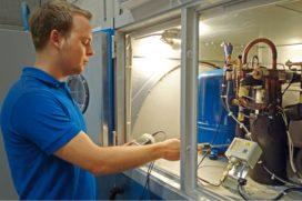 Overzicht opleidingen warmtepompen en F-gassen