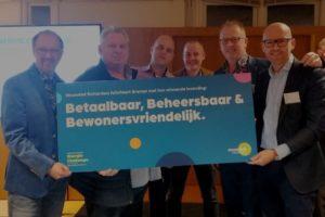 Itho Daalderop en Breman winnen Woonstad Rotterdam Energie Challenge
