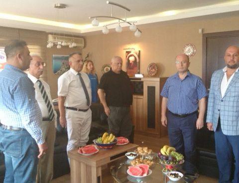 1. Yönetim Kurulu Toplantısı yapıldı