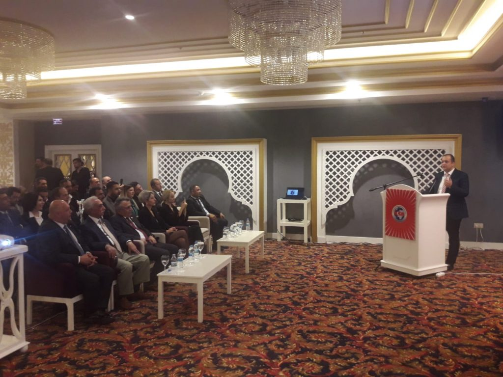 Adana İl Temsilciliği açılışını gerçekleştirdik
