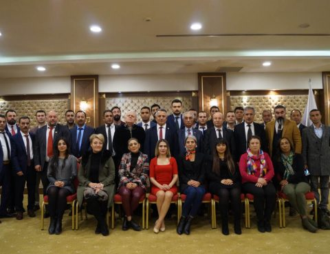 Federasyonumuzun 1. Genel Toplantısı yapıldı
