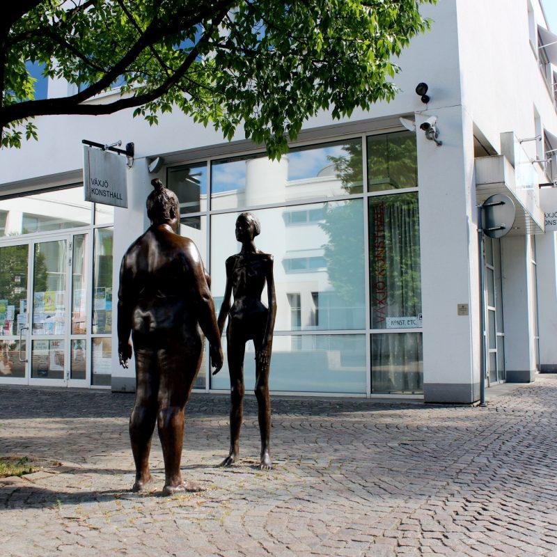 Konst och kultur i Växjö