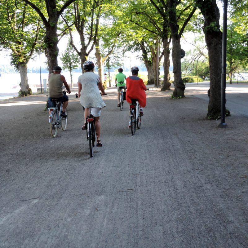 Växjö är Europas fjärde bästa cykelstad