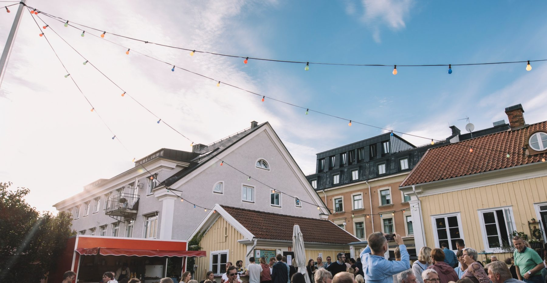 En helg i gröna Växjö