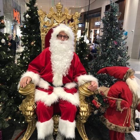 Julstämning på Grand Samarkand