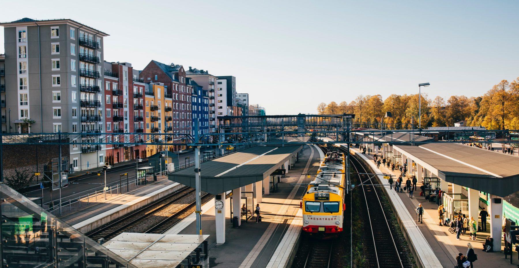 Mitt i Småland, mitt i södra Sverige