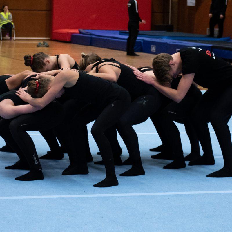 USM i truppgymnastik