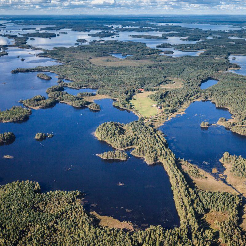Destination Åsnen med på listan topp 100 gröna destinationer i världen