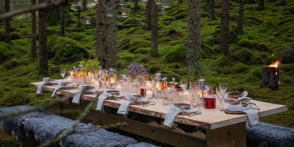 The Edible Table