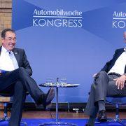 Der Automobilwoche Kongress 2016 in Berlin - VEHICULUM war dabei!