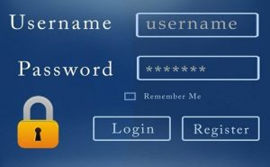 Sichere Passwörter haben mindestens 8 Zeichen