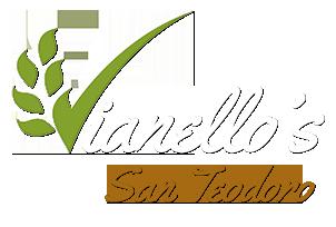 Logo Vianell's San Teodoro Italian Street Food