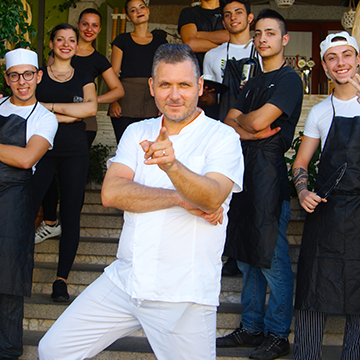 Team-Mirko Vianello's Street Food