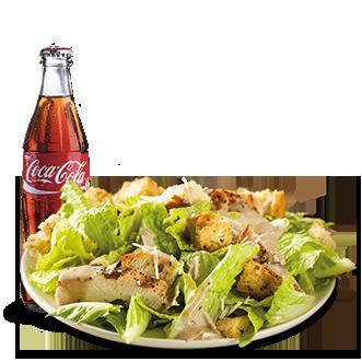 Menù Caesar Salad