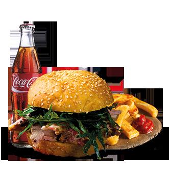 Menù Porcetto Burger