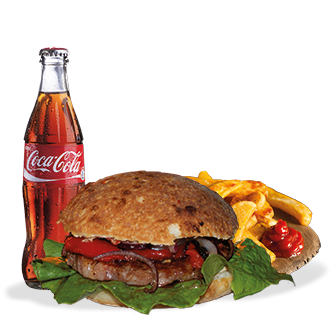 Menù Sardo Burger