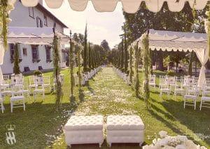 Villa Corsini a Mezzomonte - Matrimonio - Wedding Ceremony