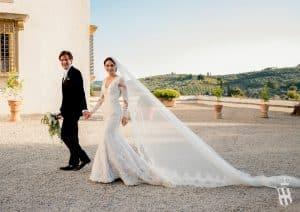 Villa Corsini a Mezzomonte - Matrimonio - Wedding Ceremony - Wedding in Tuscany