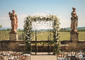Villa Corsini a Mezzomonte - Matrimonio - Wedding Ceremony - Wedding in Tuscany