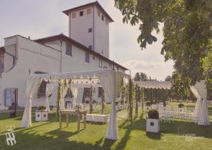 Villa Corsini a Mezzomonte - Matrimonio - Wedding Ceremony
