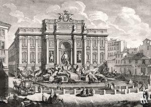 Villa Corsini a Mezzomonte - Famiglia Corsini - Papa Clemente XII - Fontana di Trevi - Trevi Fountain