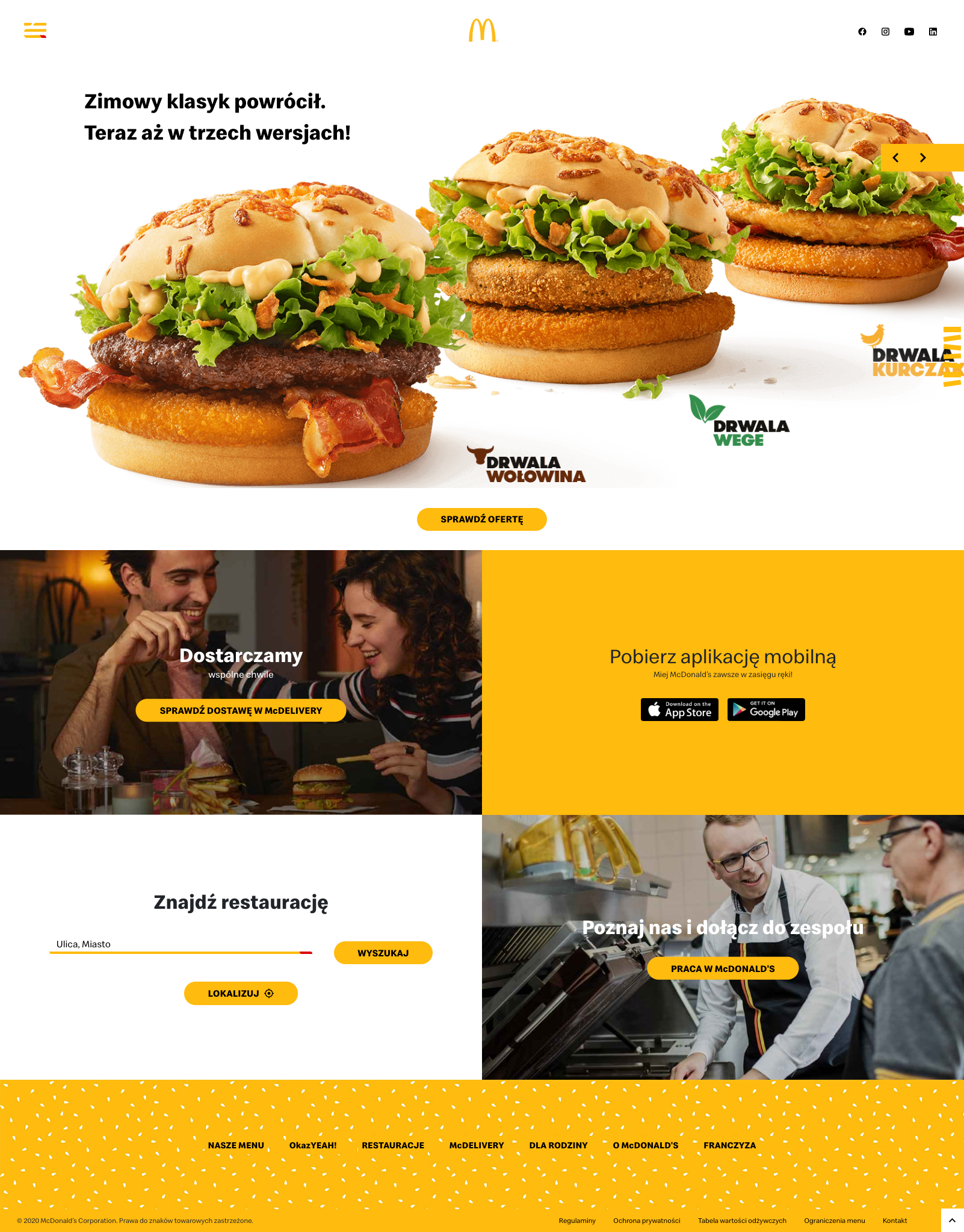 McDonald's Official Redesign