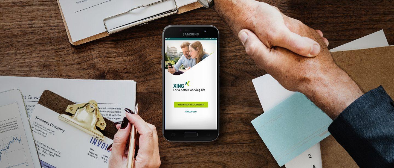 Xing Profil Erstellen So Gelingt Ihr Einstieg Ins Business