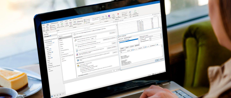 Outlook Signatur Einrichten Und Verwenden So Gehts