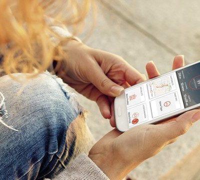 Die neue Telematik-App bietet besten Schutz für KFZ-Inhaber.