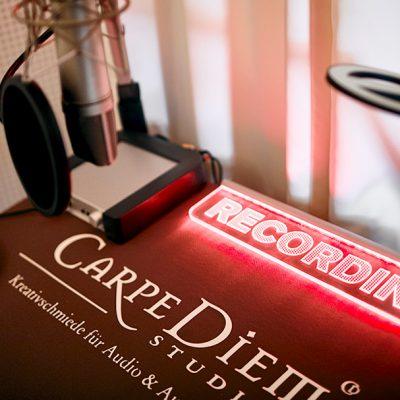 Die Studios von Carpe Diem profitieren von schnellem Glasfaser-Internet von Vodafone.