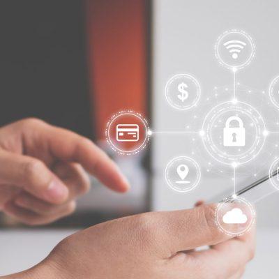Symbolbild zum DSGVO-Schutz der Privatsphäre