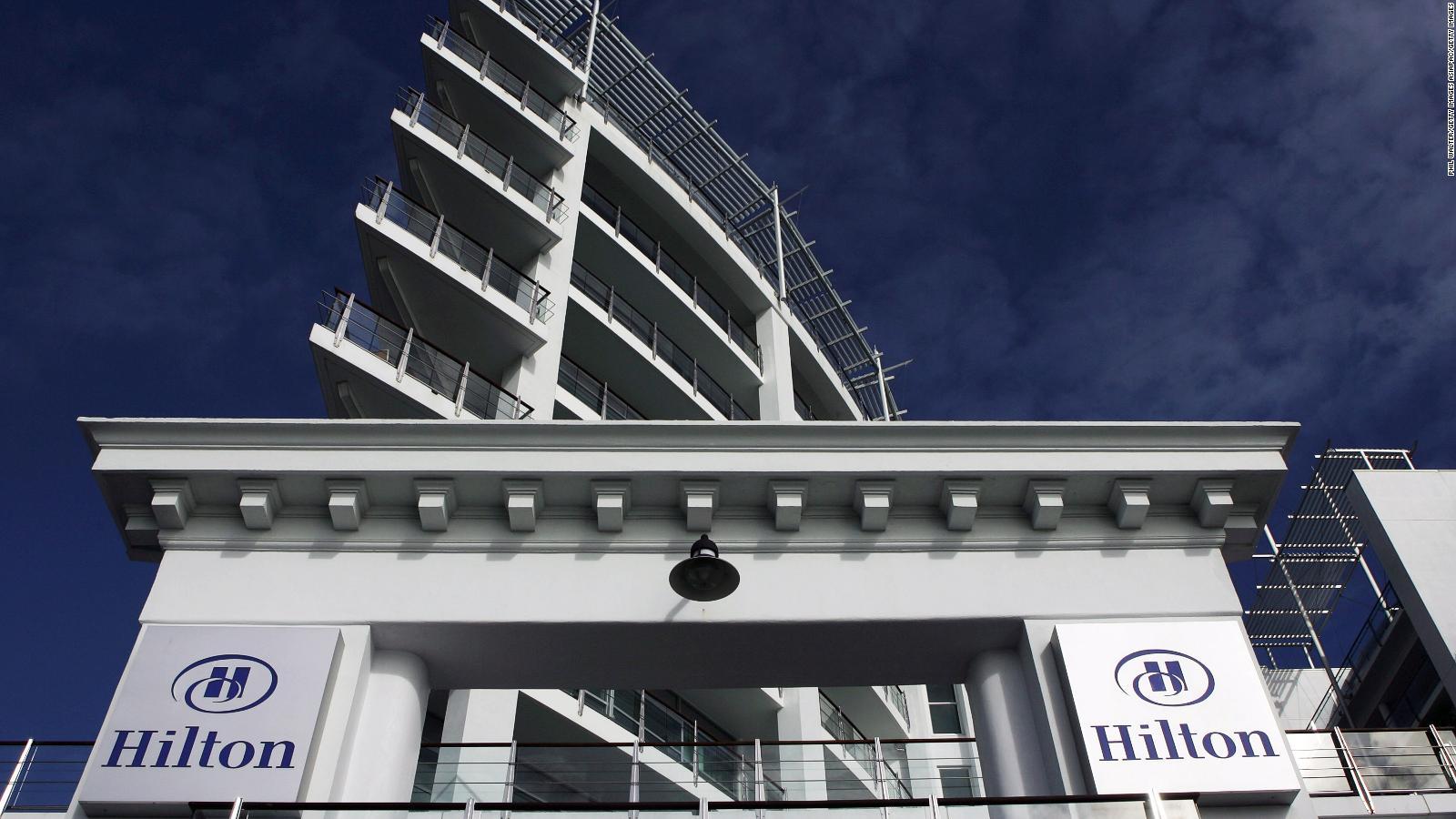 Außenansicht des Hilton Auckland in Auckland, New Zealand.